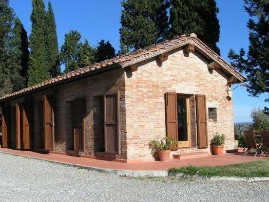 Holiday Home La Luminosa Siena Siena - Exterior
