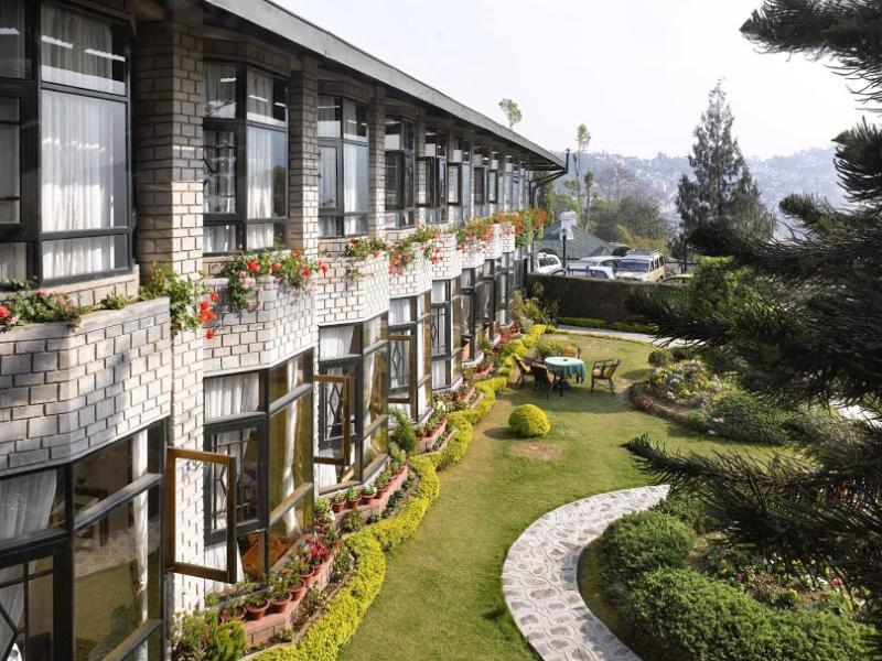 Elgin Silver Oaks Kalimpong Hotel - Hotel and accommodation in India in Kalimpong