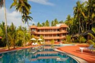 Soma Palmshore Hotel - Hotel and accommodation in India in Kovalam