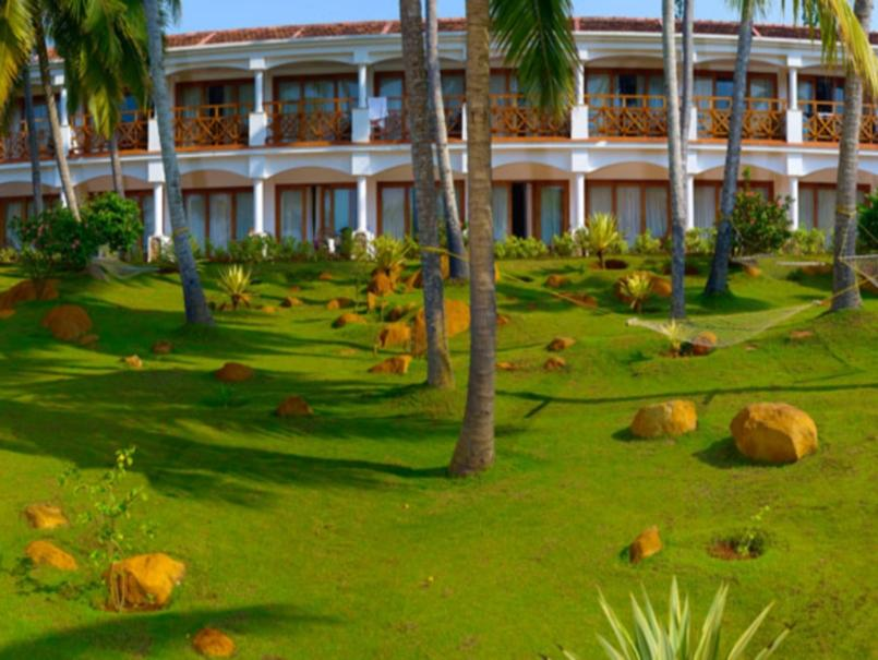 KTDC Samudra Resort - Hotel and accommodation in India in Kovalam