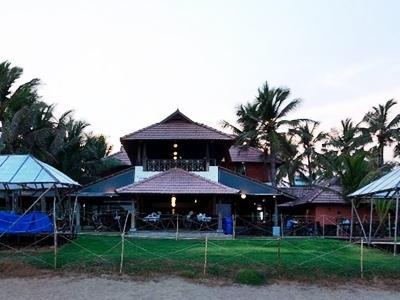 Quality Inn Mgm Beach Resort - Hotell och Boende i Indien i Mahabalipuram