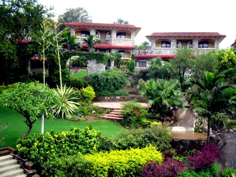 Cama Rajputana Club Resort - Mount Abu