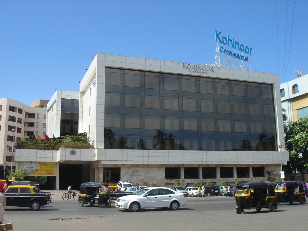 Kohinoor Continental Hotel - Mumbai