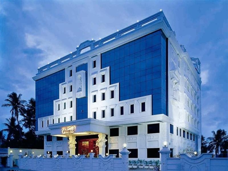 Annamalai International Hotel - Hotell och Boende i Indien i Pondicherry