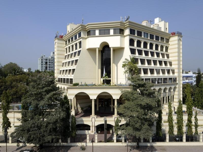 Sun N Sand Pune Hotel - Hotell och Boende i Indien i Pune