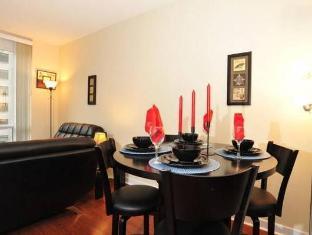 Royal Stays Furnished Apartments 85 Bloor Street Toronto (ON) - Habitació