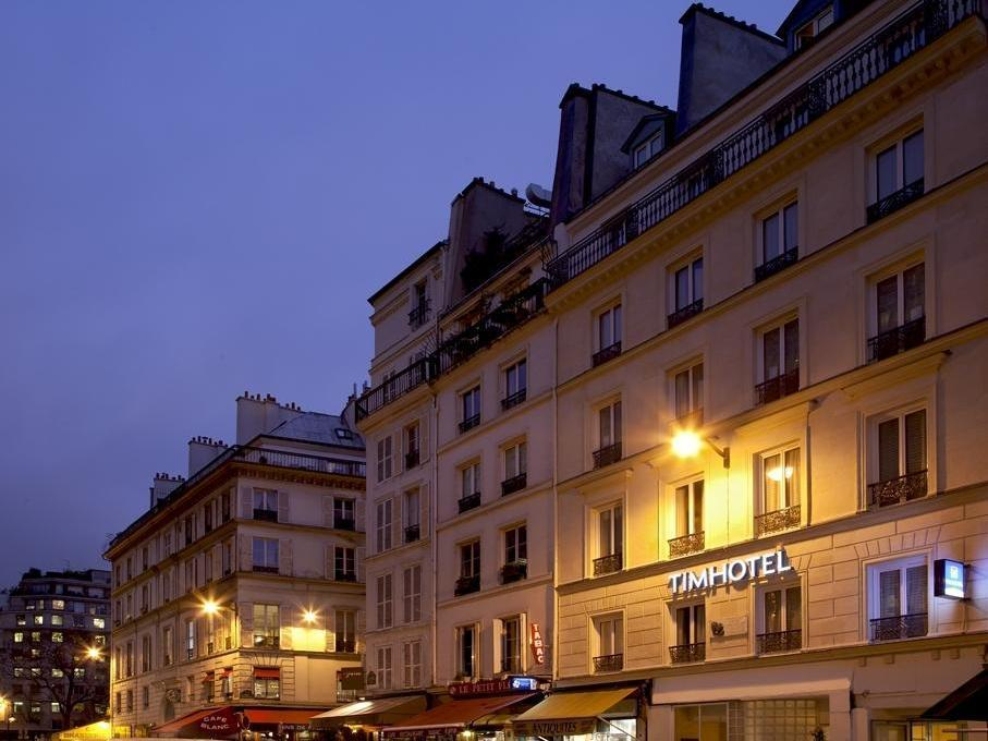 Timhotel Le Louvre - Hotell och Boende i Frankrike i Europa