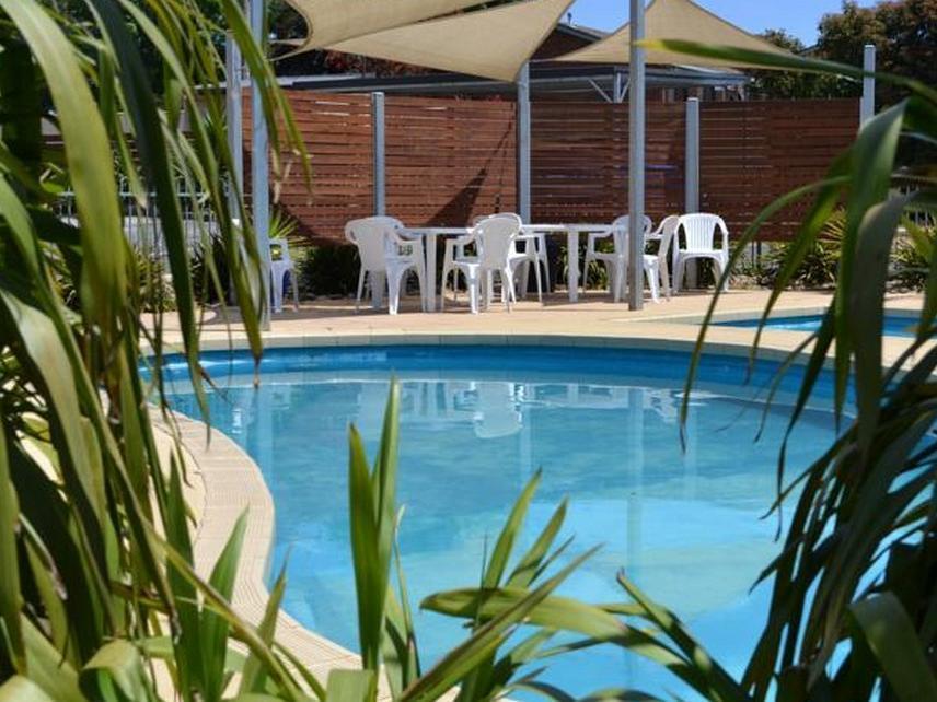 Bendigo Welcome Stranger Motel - Hotell och Boende i Australien , Bendigo