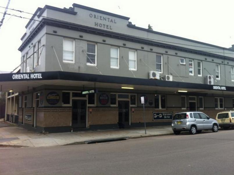 The Oriental Hotel - Hotell och Boende i Australien , Newcastle