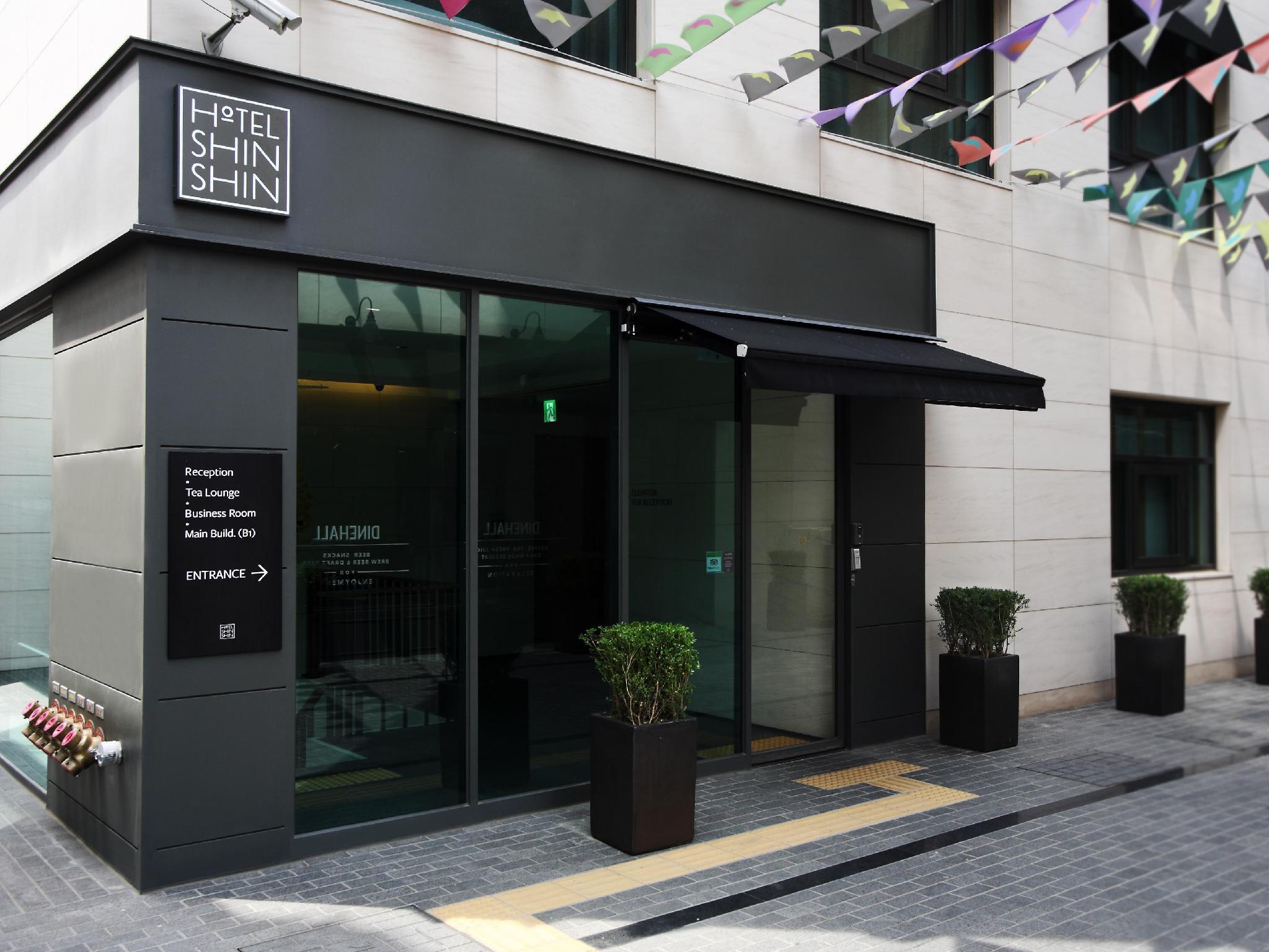 Shinshin Hotel Myeongdong Seoul