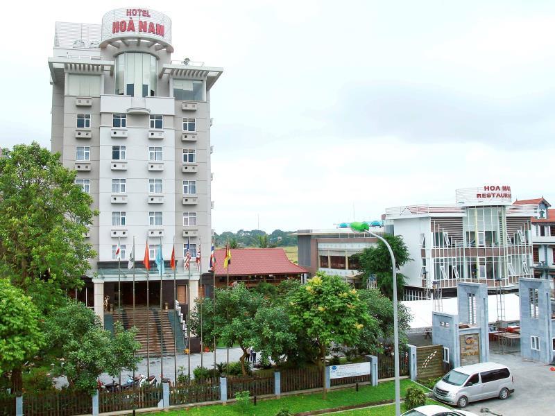 Hoa Nam Hotel - Hotell och Boende i Vietnam , Hanoi