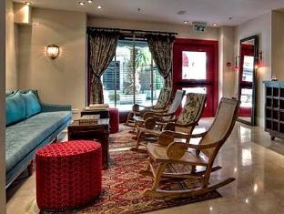 Arthur Hotel - an Atlas Boutique Hotel Jerusalén - Interior del hotel