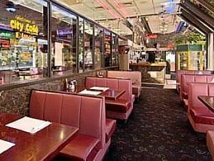 Days Inn Atlanta Downtown Hotel Atlanta (GA) - Restaurante