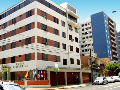 Miraflores Pacific Hotel - Hotels and Accommodation in Peru, South America