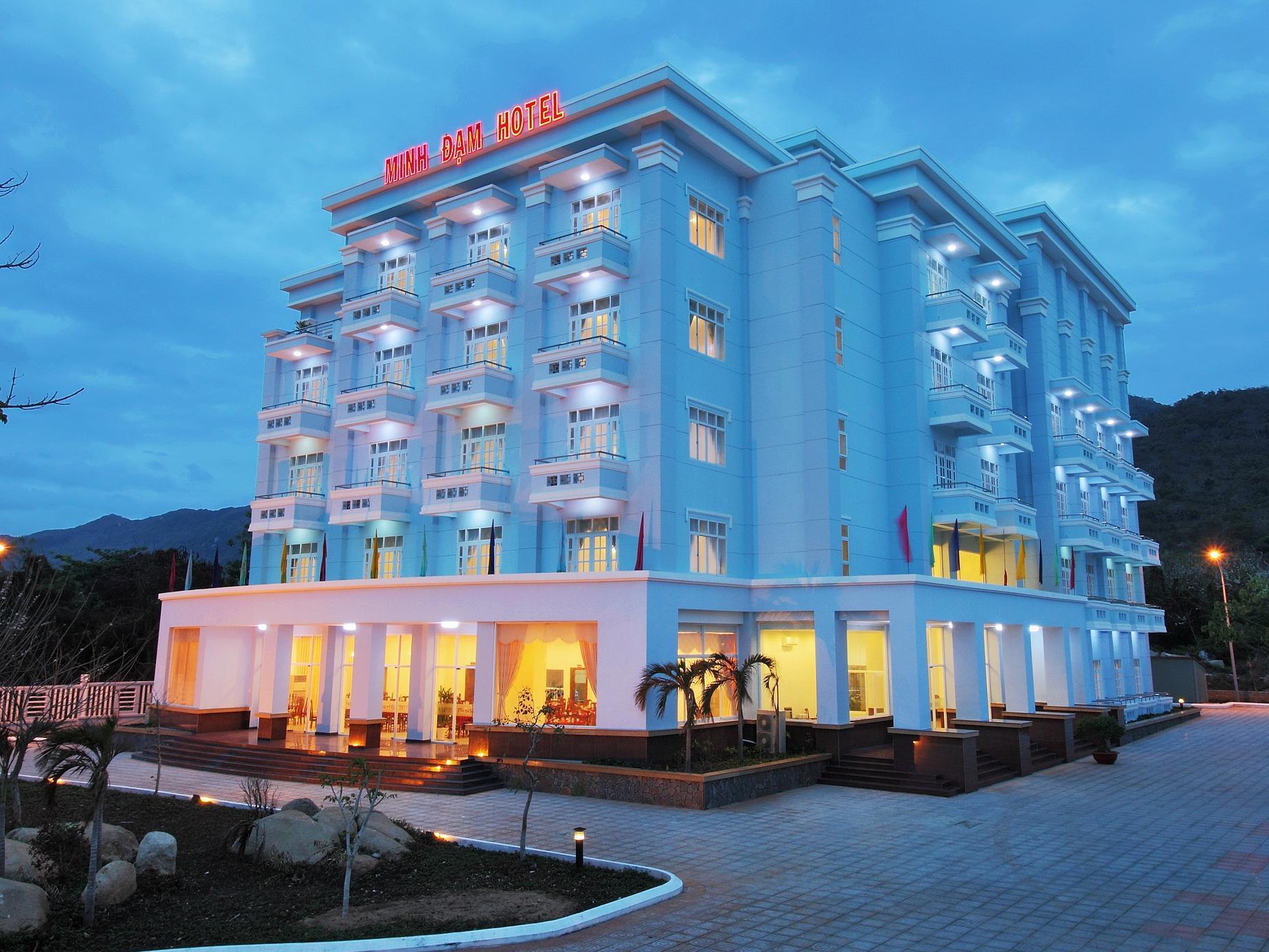 Minh Dam Hotel - Hotell och Boende i Vietnam , Vung Tau