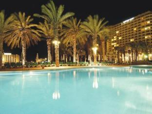 איך נראה מלון דיוויד ים המלח ריזורט וספא?