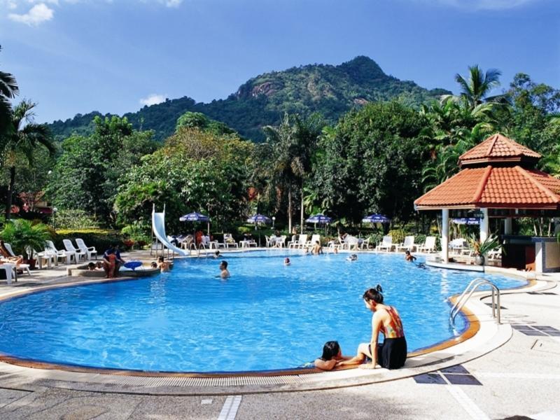 Nakhon Nayok Thailand  city photos : Sida Resort Hotel Nakhon Nayok Nakhon Nayok, Thailand: Agoda.com