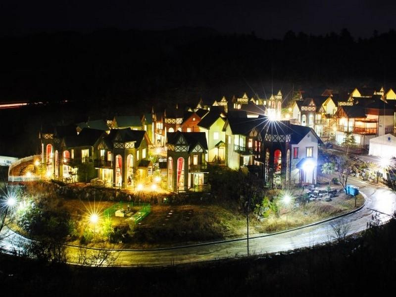 โรงแรม การ์พ เดียม รีสอร์ท  (Carpe Diem Resort)