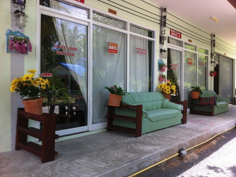 Hotell Mems Place Hostel i , Koh Phangan. Klicka för att läsa mer och skicka bokningsförfrågan