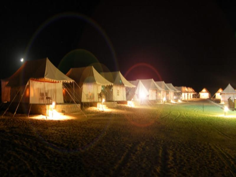 Prince Desert Camp Resort - Jaisalmer