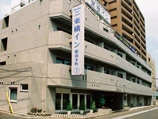 Toyoko Inn Keihin-kyuko Kawasaki Ekimae 东横INN京滨急行川崎站前