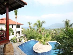 วิลล่า ซีวิว การ์เด้น (Villa Seaview Garden) : ที่พักเกาะเต่า