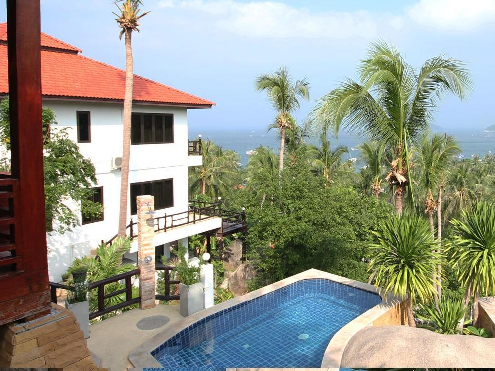 Villa Seaview Garden - Hotels and Accommodation in Thailand, Asia