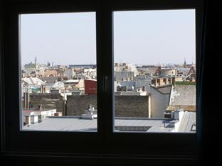 Danube Margaret Apartment Boedapest - Uitzicht