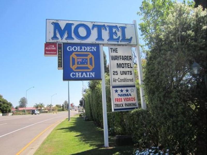 The Wayfarer Motel - Hotell och Boende i Australien , Muswellbrook