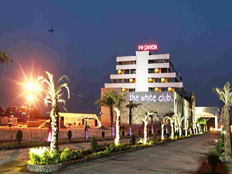 VW Canyon Hotel - Raipur