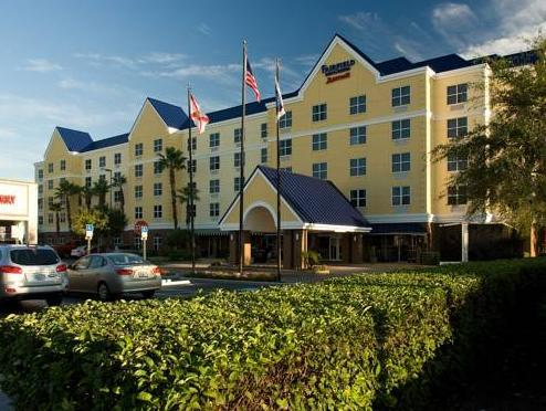 Fairfield Inn And Suites by Marriott Orlando Lake Buena Vista Orlando (FL)
