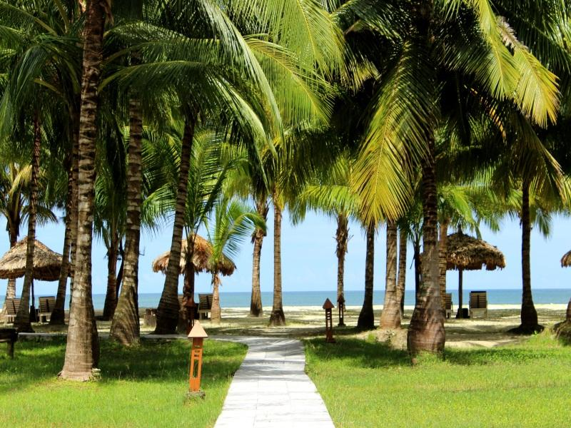 Silver Sand Beach Resort - Havelock Island - Andaman and Nicobar Islands