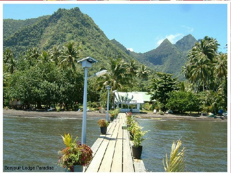 Bonjouir Lodge Paradise - Hotels and Accommodation in French Polynesia, Pacific Ocean And Australia