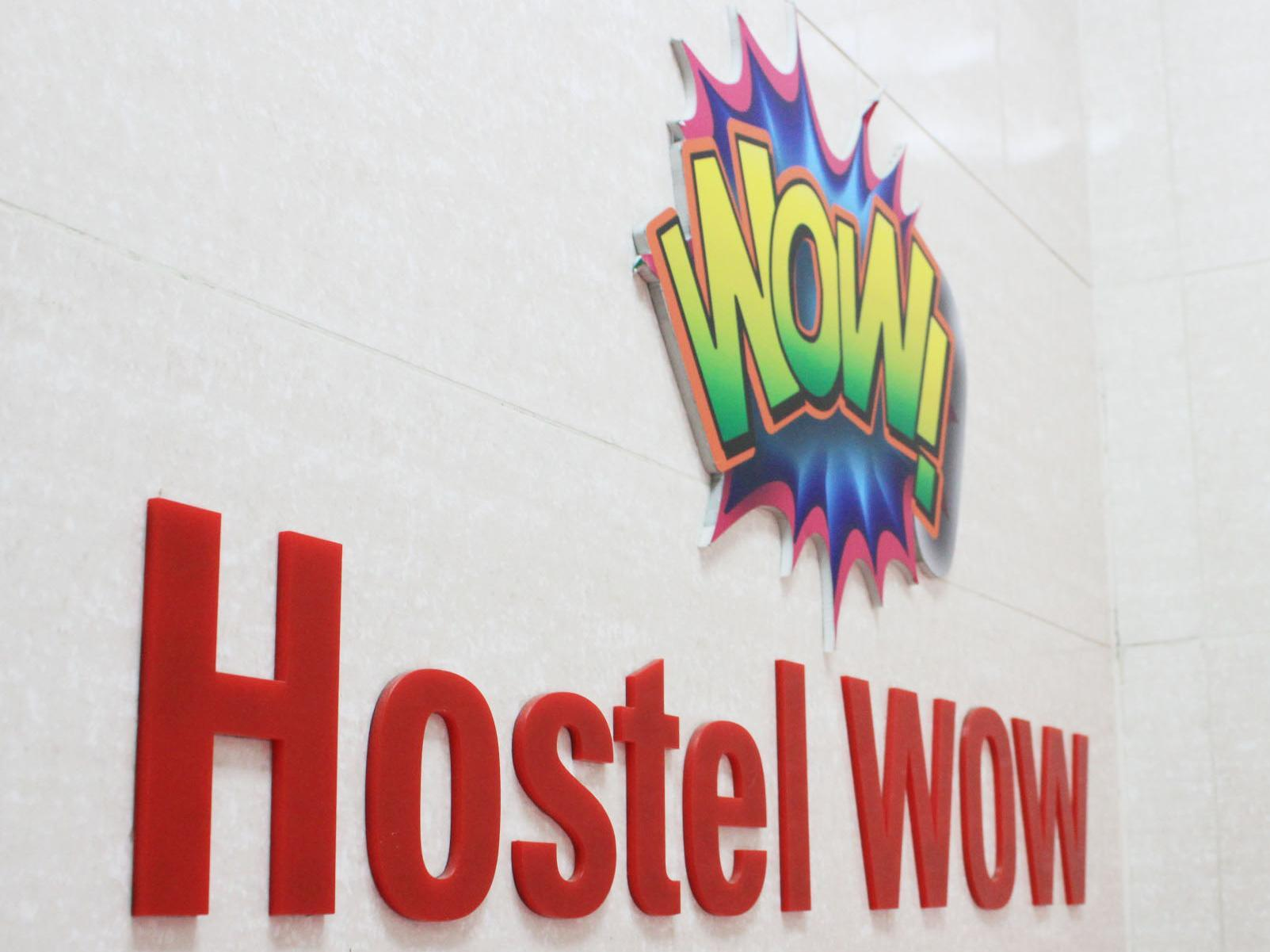 Hostel Wow Gwanghwamun - Hotels and Accommodation in South Korea, Asia