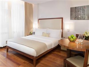ซามา คอสเวย์ เบย์ เซอร์วิส อพาร์ตเมนท์ Shama Causeway Bay Serviced Apartments