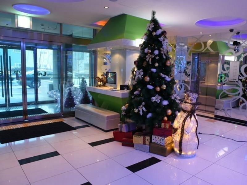 โรงแรม บูติคโฮเต็ล เอเซีย  (Boutique Hotel Esia)