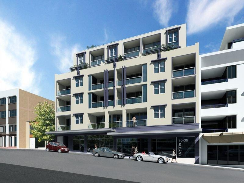 Wyndel Apartments Encore - Hotell och Boende i Australien , Sydney