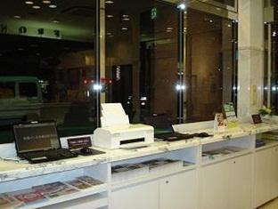 Toyoko Inn Tokyo Nihon-bashi Hamacho Meijiza-mae Tokyo - Business Center