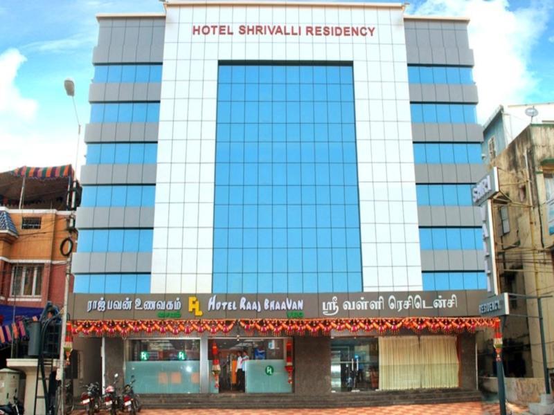 Hotel Shrivalli Residency - Chennai