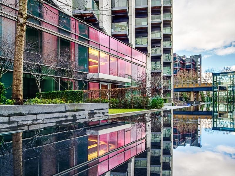 Baltimore Wharf Apartments - London
