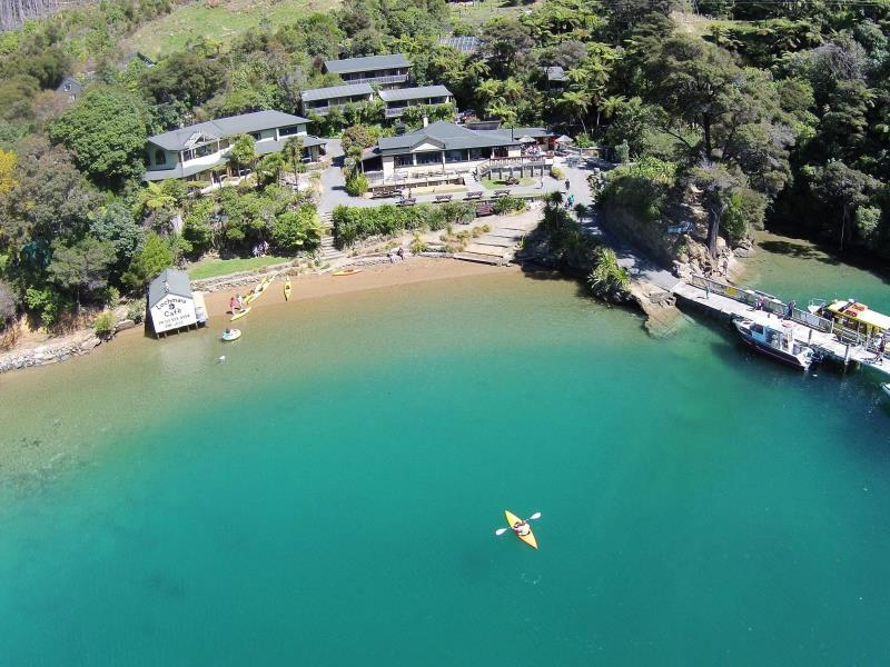 Lochmara Lodge - Hotels and Accommodation in New Zealand, Pacific Ocean And Australia