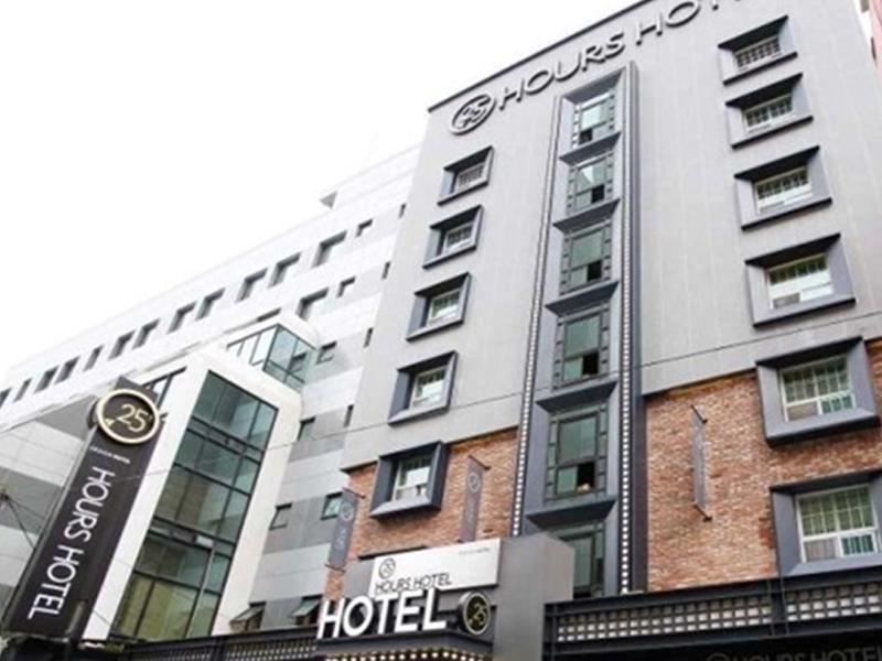 โรงแรม 25 ฮาวร์  (25 Hours Hotel)
