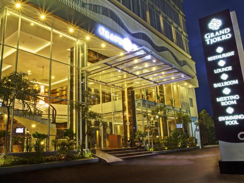 Grand Tjokro Yogyakarta Hotel - Hotels and Accommodation in Indonesia, Asia