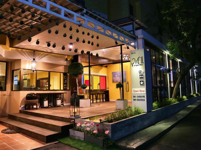 Hotell M1 Chiang Mai Boutique Guesthouse i , Chiang Mai. Klicka för att läsa mer och skicka bokningsförfrågan