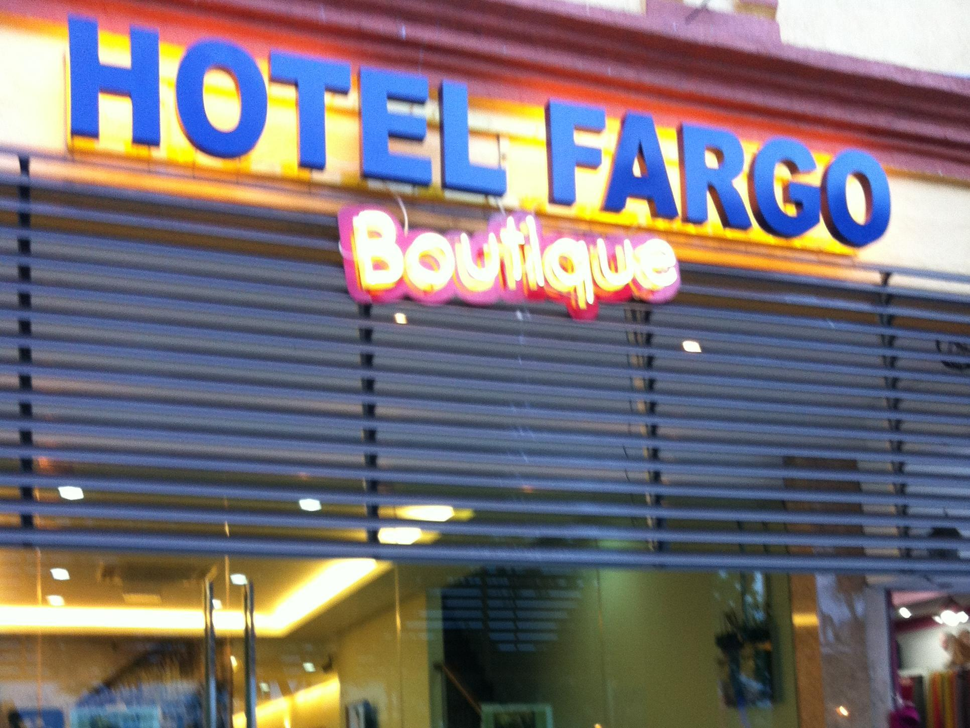 Fargo Boutique Hotel - Hotels and Accommodation in Malaysia, Asia