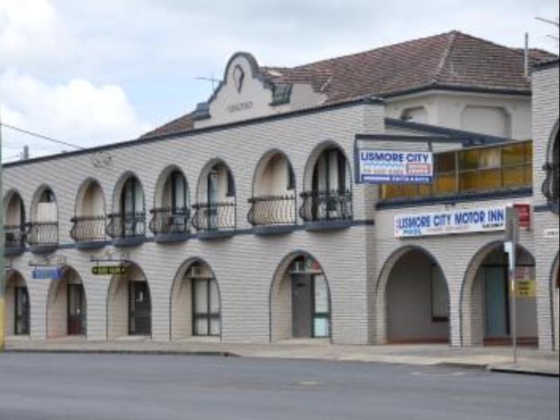 Lismore City Motor Inn - Hotell och Boende i Australien , Lismore