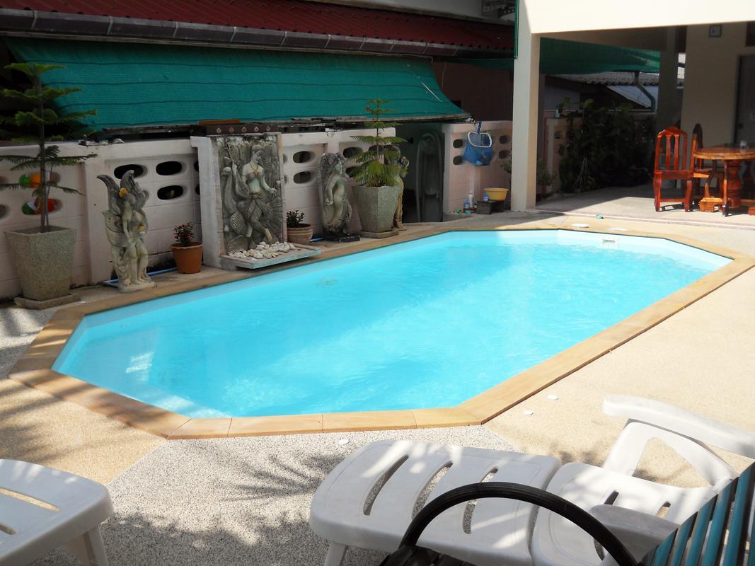 Baan Saithong - Hotell och Boende i Thailand i Asien