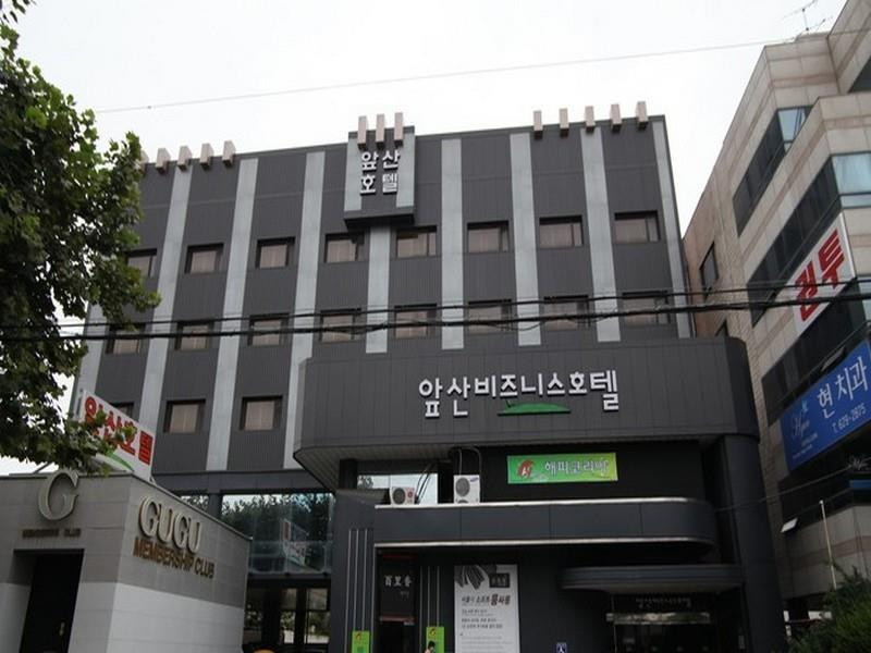 Goodstay Apsan Business Hotel - Hotels and Accommodation in South Korea, Asia