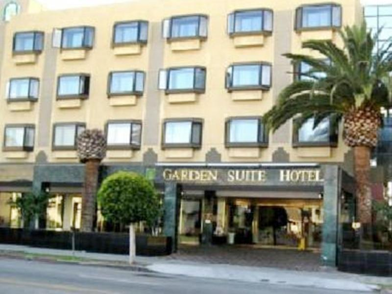 Garden Suite Hotel Los Angeles CA United States US