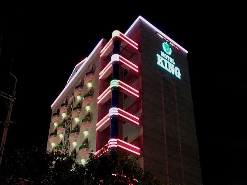 โรงแรม กู๊ดสเตย์ คิง โมเต็ล  (Goodstay King Motel)
